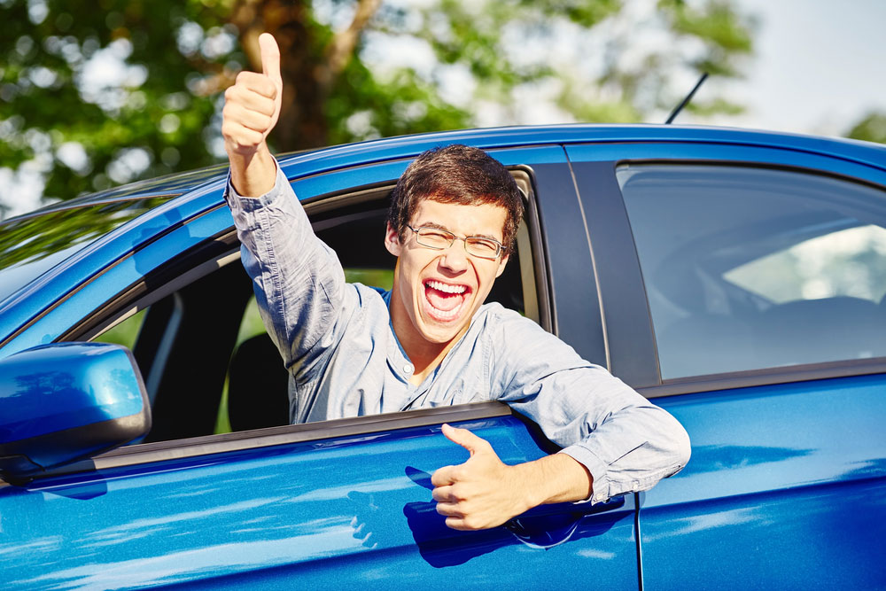 WHY IS A CAR THE BEST GIFT FOR YOUR CHILD'S 18TH BIRTHDAY?